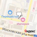 Магазин салютов Звенигород- расположение пункта самовывоза