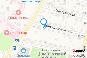 Сдается комната в однокомнатной квартире в Звенигороде Одинцовский г.о., Комсомольская ул., 6