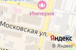 Схема проезда до компании Телефон.ру в Звенигороде