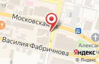 Схема проезда до компании МТС в Звенигороде