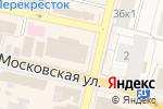 Схема проезда до компании VEKA в Звенигороде