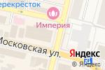 Схема проезда до компании Компьюфлот в Звенигороде