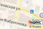 Схема проезда до компании Магазин антенного оборудования в Звенигороде