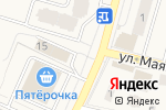 Схема проезда до компании Дом быта в Звенигороде