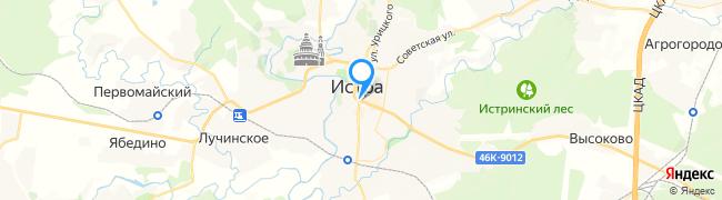 город Истра