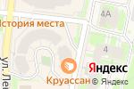 Схема проезда до компании Адвокат Джикия Н.Г. в Истре