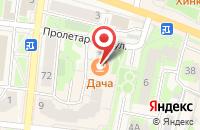 Схема проезда до компании Авк-Групп в Истре