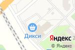 Схема проезда до компании Автосервис в Киевском
