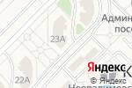 Схема проезда до компании Магазин разливного пива в Киевском