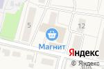 Схема проезда до компании Comepay в Звенигороде