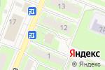 Схема проезда до компании Hrrost в Истре