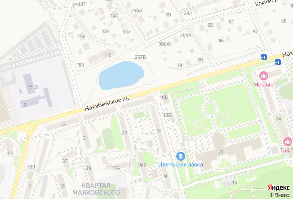 жилой комплекс Маяковского 19А