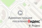 Схема проезда до компании Почтовое отделение №143381 в Москве