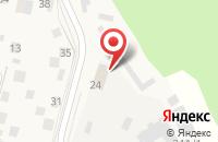 Схема проезда до компании Новые технологии в Звенигороде