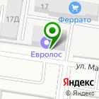 Местоположение компании Истрамебель