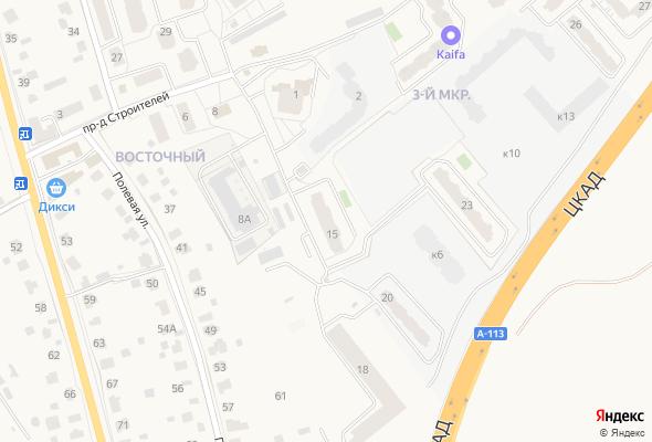 жилой комплекс Восточный 15
