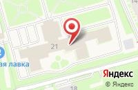 Схема проезда до компании Главное управление Пенсионного фонда РФ №2 г. Москвы и Московской области в Мозжинке
