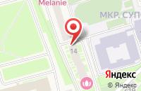 Схема проезда до компании Супонево-4 в Мозжинке