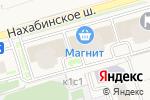 Схема проезда до компании ДИВАНиЯ в Звенигороде