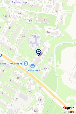 ТФ ФЛОРА на карте Истры