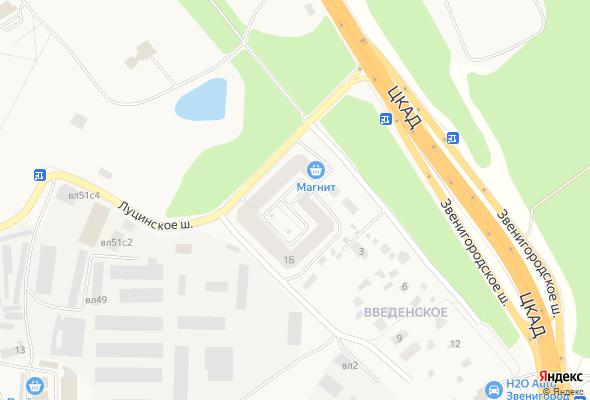 жилой комплекс Радужный