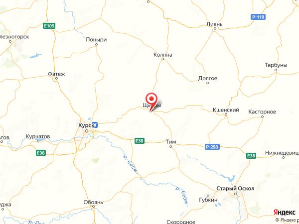 деревня Козловка на карте