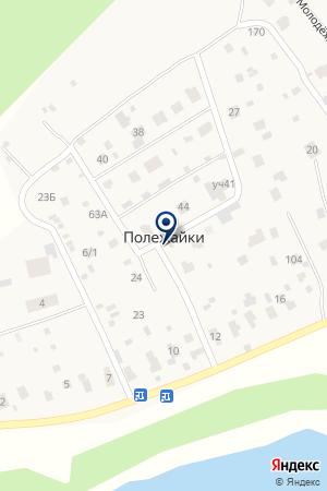 ПАНСИОНАТ ЛЕСНЫЕ ТРОПЫ на карте Солнечногорска
