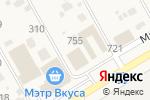 Схема проезда до компании Банк Воронеж в Кривцово