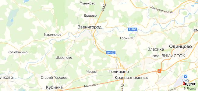 22 автобус в Голицыно