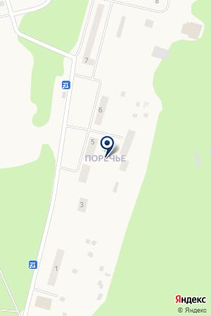 ЗВЕНИГОРОДСКАЯ САУНА на карте Звенигорода
