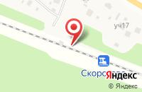 Схема проезда до компании Скоротово в Скоротово