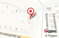 Схема проезда до компании Компания по проектированию загородных домов в Лыткино