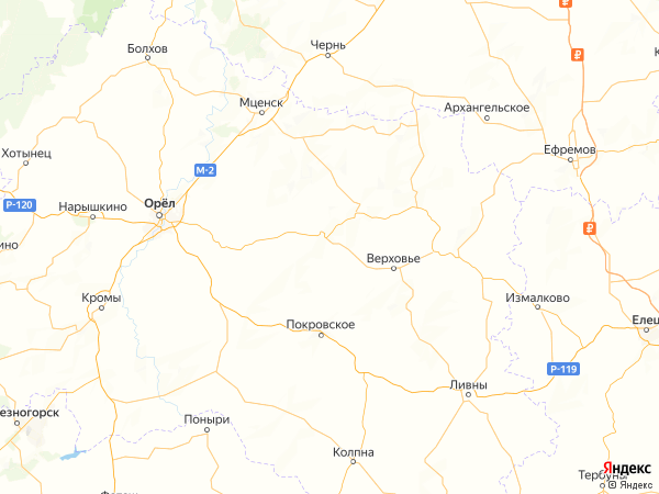 деревня Наумовка на карте