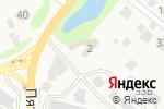 Схема проезда до компании Шиномонтажная мастерская в Обухово