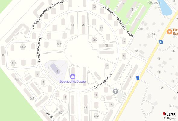 продажа квартир Борисоглебское