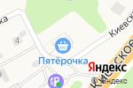 Схема проезда до компании Дикси в Яковлевском