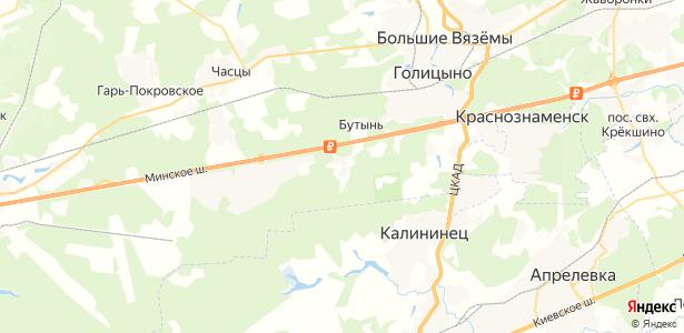 Сивково на карте