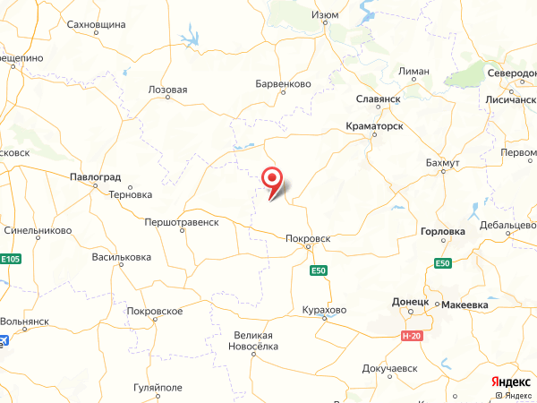 село Завидо-Кудашево на карте