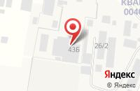 Схема проезда до компании ВИСА-ГИНГЕР в Дарне