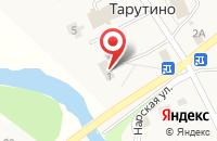 Схема проезда до компании Колхоз имени М.А. Гурьянова в Тарутино