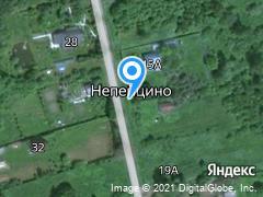 Клинский район, деревня Непейцино