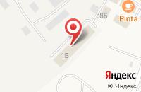 Схема проезда до компании Техсервис в Солнечногорске