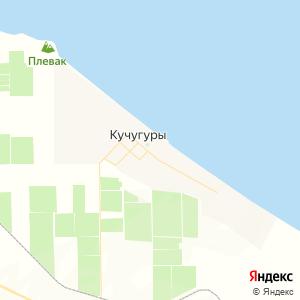 Карта города Кучугуры