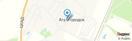 Администрация сельского поселения Ермолинское на карте Агрогородка