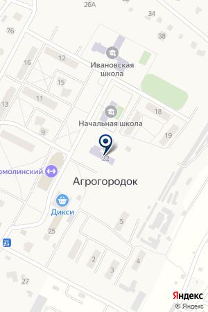 Детский сад №27 на карте Агрогородка