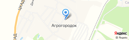 Ивано-Алексинская Амбулатория на карте Агрогородка