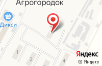 Схема проезда до компании Домашний мастер в Чёрном