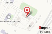Схема проезда до компании Столовая в Верхе-Ирмене
