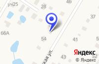 Схема проезда до компании ТФ БЛОК-СЕРВИС в Дедовске