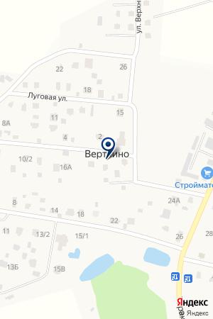 МАГАЗИН СТРОЙМАТЕРИАЛОВ ЛУСО на карте Солнечногорска